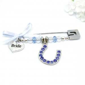 Something Blue Perfect Gift for Bride
